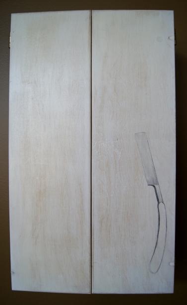 knife cabinet