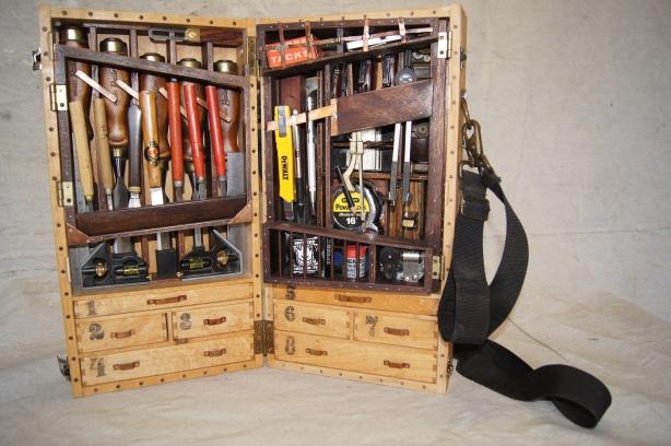 wood toolboxes