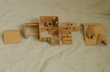 minature houses | tonyfrentrop.com