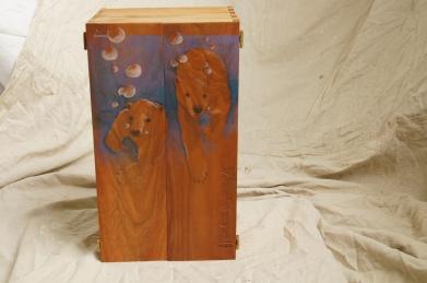 Polar Bear Cabinet | tonyfrentrop.com