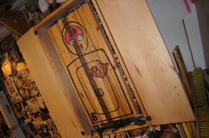 throwing knife board case | tonyfrentrop.com