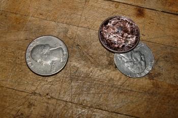 two headed quarter | tonyfrentrop.com