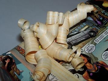 wooden ribbon | tonyfrentrop.com